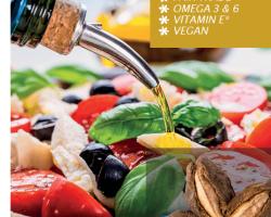 Gluten frei Omega 3-sacha Inchi